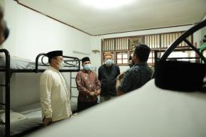 "Gubernur Tinjau Yayasan Rehabilitasi Korban Napza ""Pendaki Sehati Bangka Belitung"""