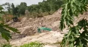 Tambang Timah di Tepus Garap Kawasan Hutan Terlarang?