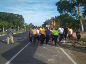 Gubernur Apresiasi Taman Bhayangkara Polda Babel