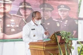 Walikota Pangkalpinang Meminta Pihak Kepolisian Memburu Dan Menangkap Pencuri Sling Jerambah Gantung