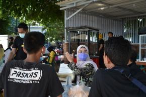 Pengunjung Kampoengku Apresiasi Gerakan Ibu Melati Dukung UMKM