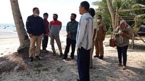 Komisi II DPRD Babel Tinjau Wisata Seribu Bagan