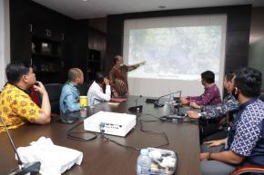 Normalisasi Kolong Desa Kace dan Pangkalpinang Dalam Usaha Atasi Banjir
