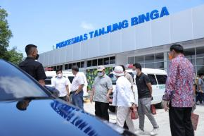 Hari ini, Giliran Pelaku Wisata Belitung di Vaksin