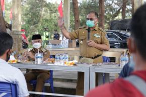 Tingkatkan Potensi Sumber Daya Pesisir, Gubernur Resmikan Mina Wisata Desa Kebintik