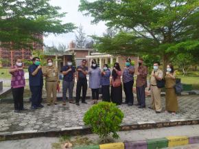 Pemprov. Babel Pasang 14 Titik Hotspot di Kabupaten/Kota se- Bangka Belitung