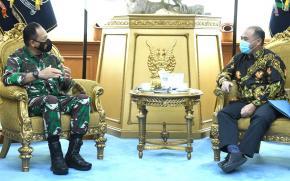 Gubernur Erzaldi Laporkan Rencana Kejuaraan Menembak IPSC di Babel