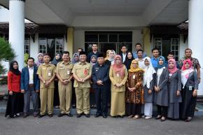 239 Mahasiswa STKIP MBB KKN di Kabupaten Bangka
