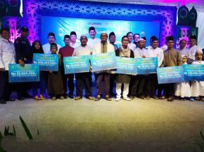 Bupati Bangka Hadiri Safari Ramadhan PT Timah Tbk
