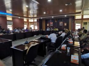 Manajemen PT. THEP Absen Dalam Audiensi Bersama DPRD Babel