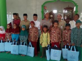Safari Ramadhan Pemkab Bangka Mengunjungi Kota Waringin