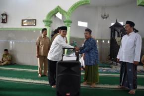 Plt Bupati Bangka Tebar Hikmah Ramadhan di Kemuja