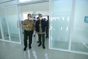 Gubernur Sambut Kedatangan Wakil Ketua MPR RI