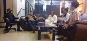 Masyarakat Berbura Audensi ke Wakil Ketua DPRD Babel