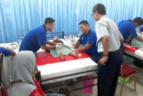 Khitanan Massal PT Timah Diserbu 150 Anak di Pangkalpinang