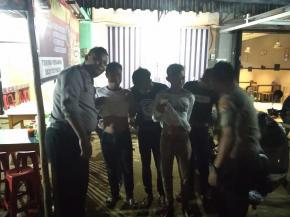 Bawa Sajam, 2 Remaja Mabuk Dicokok Polisi