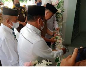 Wakil Bupati Bangka Meresmikan Gedung Balai Nikah dan Manasik Haji Kantor Urusan Agama